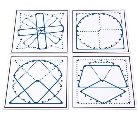 Arbeitskarten fuer das runde Geometriebrett-4