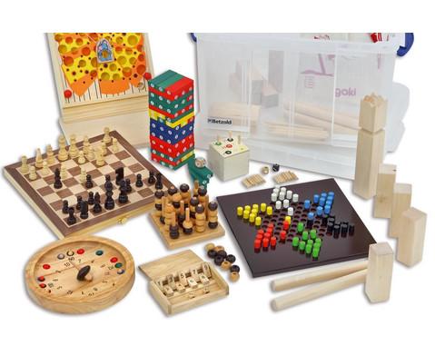 Betzold Holzspiele Box