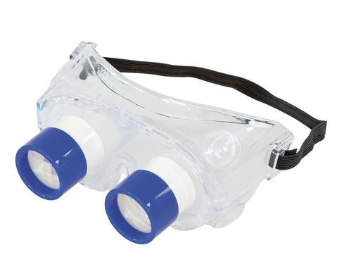 Facettenaugen-Brille