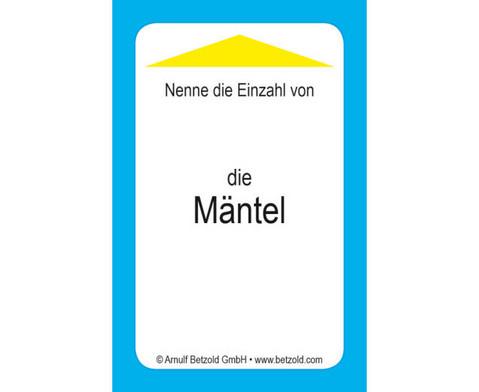 Einzahl - Mehrzahl - Kartensatz fuer den Magischen Zylinder-3