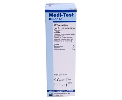 Teststreifen Glucose  50 Stueck-3