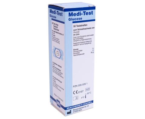 Teststreifen Glucose  50 Stueck-4