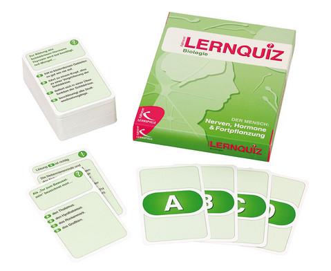 Lernquiz Der Mensch - Nerven Hormone und Fortpflanzung-1