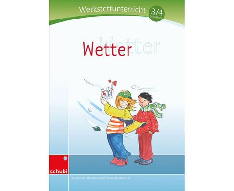 Wetter-Werkstatt 3-4 Schuljahr-1