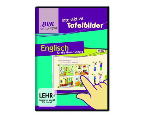 Englisch fuer die Grundschule - Interaktive Tafelbilder-1