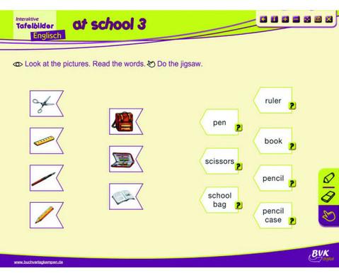 Englisch fuer die Grundschule - Interaktive Tafelbilder-2