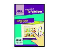 Englisch für die Grundschule - Interaktive Tafelbilder