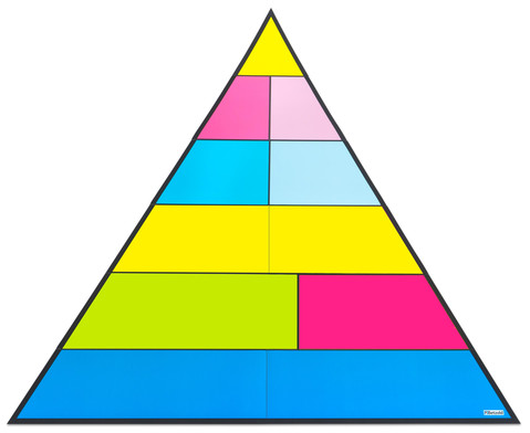 Lebensmittelpyramide fuer die Tafel-1