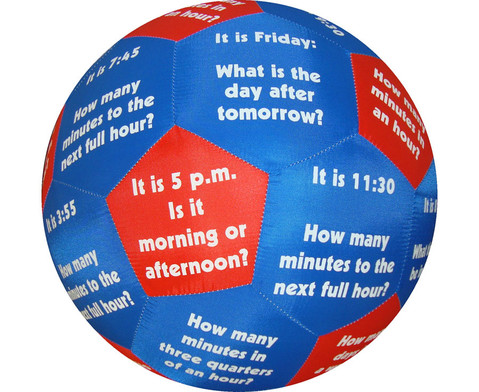 Lernspielball Time-1
