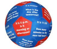 Lernspielball Time