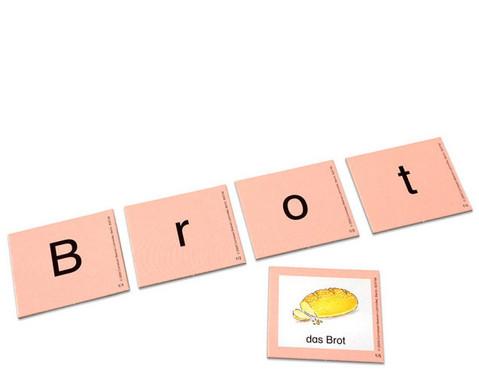 Kartensatz zum Leseturm Wortaufbau - Konsonantenhaeufung-2