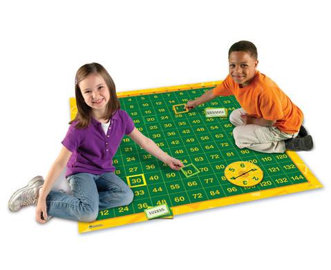 Einmaleins Spielmatte-1