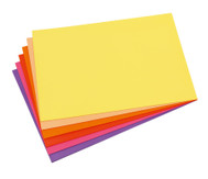 Tonpapier Rottöne, 480 Bogen