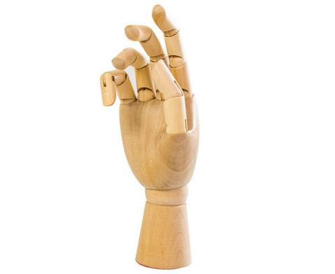 Zeichenmodell Hand-2