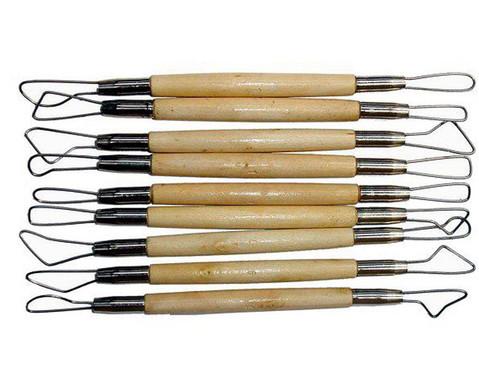 Modellierschlingen Set mit 10 Stueck-1