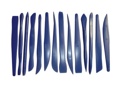 Modellierwerkzeuge-Set mit 14 Stueck-1