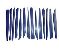Modellierwerkzeuge-Set mit 14 Stück