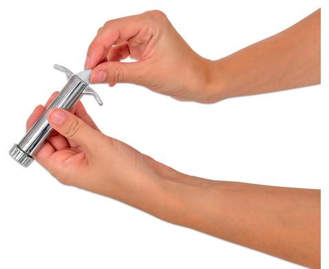 Modellierspritze aus Stahl-4