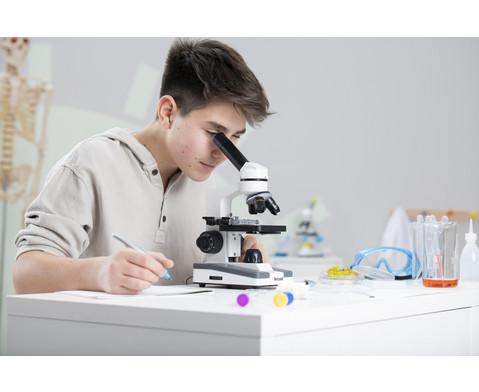 Schueler-Mikroskop A03 LED-5