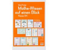 Mathe-Wissen auf einen Blick - Klasse 3-4