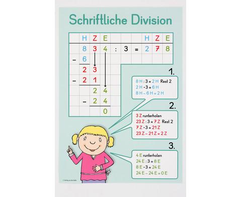 Mathe-Wissen auf einen Blick - Klasse 3-4-4
