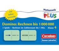 Rechen-Dominos - Rechnen im Zahlenraum bis 1 Million