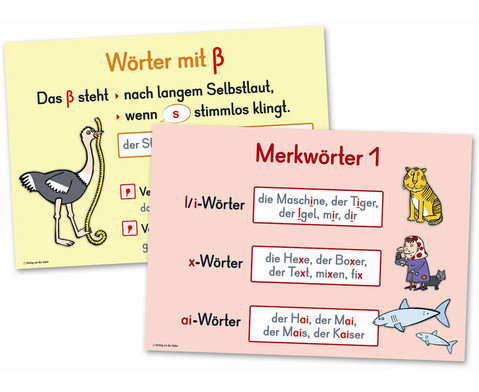 Merkposter Rechtschreibung Aufbauwissen-1