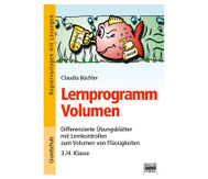 Lernprogramm Volumen - 3.-4. Klasse