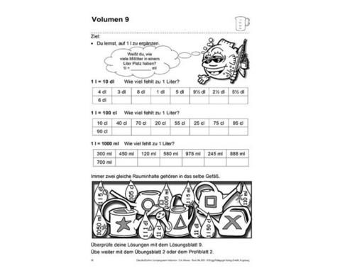 Lernprogramm Volumen-2