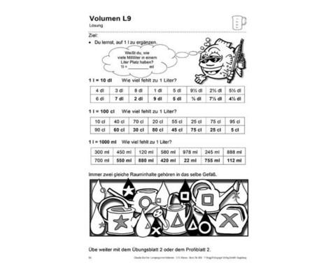 Lernprogramm Volumen-3