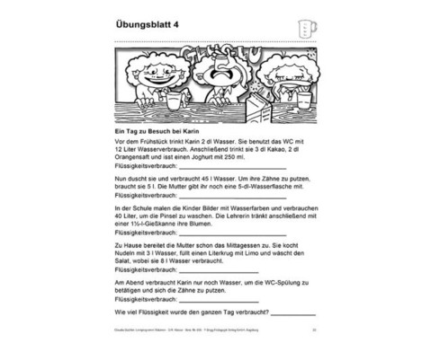 Lernprogramm Volumen-4
