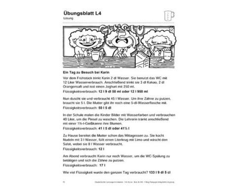 Lernprogramm Volumen-5