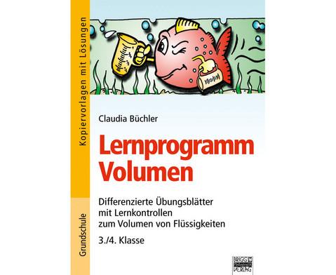 Lernprogramm Volumen-1