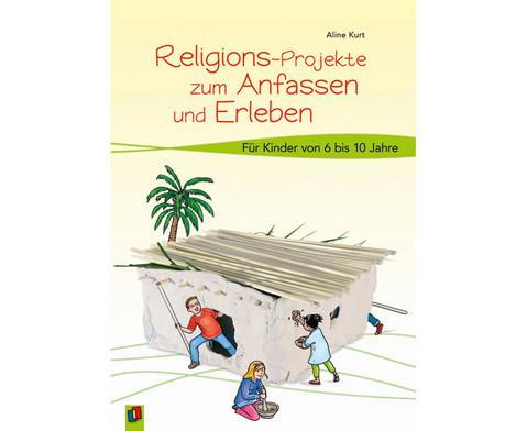 Religions-Projekte zum Anfassen und Erleben-1