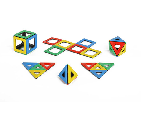 Magnetic Polydron - Start Set