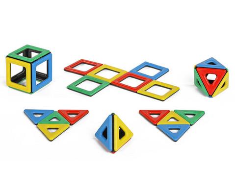 Magnetic Polydron - Klassenset