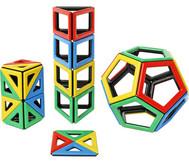 Magnetic Polydron - Erweiterungsset