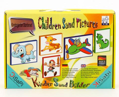 Kindersandbilder Bastelset-2