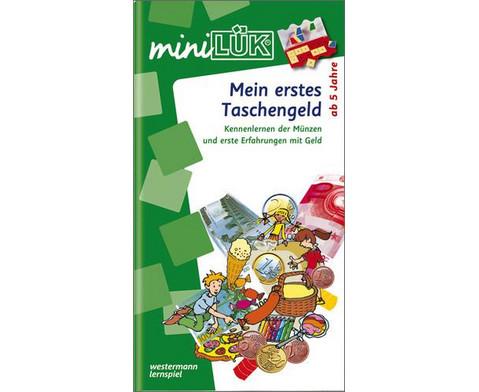 miniLUEK-Heft Mein erstes Taschengeld-1