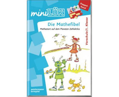 miniLUEK-Heft Die Mathefibel-1