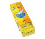 Lernbox aus Leichtkarton, 10er Paket