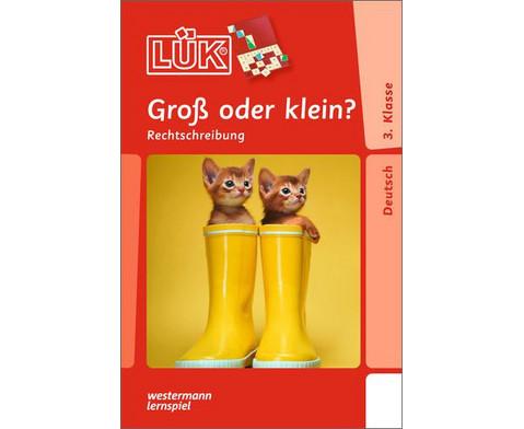 LUEK-Heft Gross oder klein-1