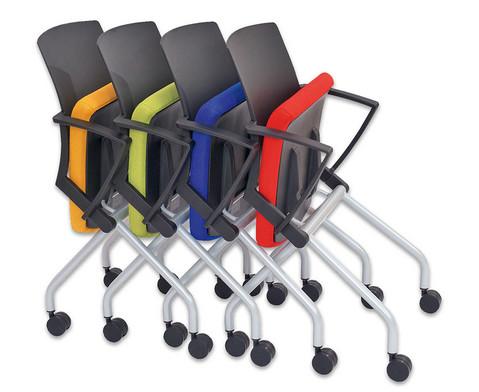 Fahrbarer Stuhl-10