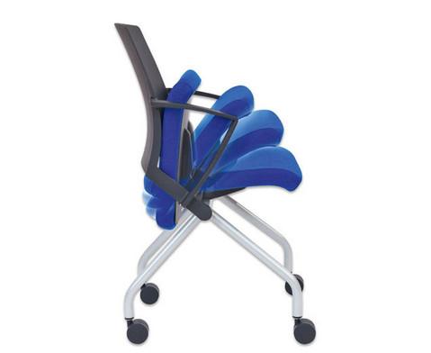 Fahrbarer Stuhl-4