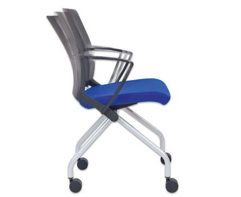Fahrbarer Stuhl-16