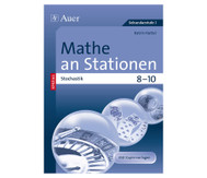 Mathe an Stationen - Spezial Stochastik - Klasse 8.-10.