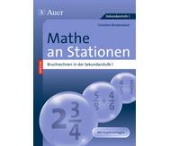 Mathe an Stationen Bruchrechnen
