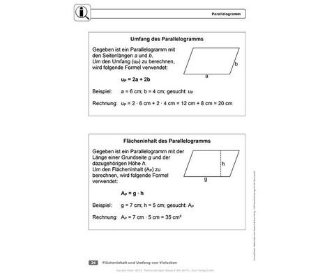 Mathematik ueben Klasse 8-2