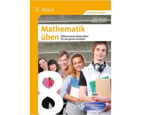 Mathematik ueben Klasse 8-1