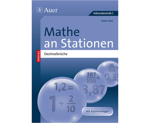 Mathe an Stationen Dezimalrechnen-1
